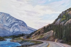 Walford-Around-the-Bend-30x36-oil-on-canvas-
